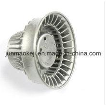Base de aluminio de la lámpara de fundición a presión