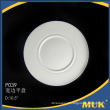 banquet event and hotel ceramic dinner plate sets