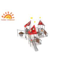 Environmental HPL Material Equipment With Slide