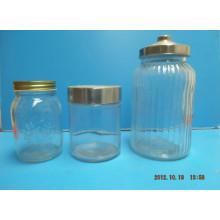 Glass Kitchenware Storage