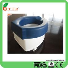 Fácil de usar e confortável e tampa do assento do banheiro