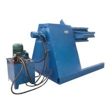 5 tons Hydraulic uncoiler decoiler