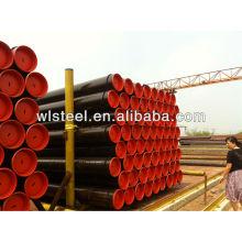 astm a53 / a106 horario 40 tubos de acero al carbono