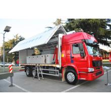 HOWO 6X4 336HP Mobile Workshop