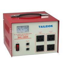 Automatic voltage stabilizer ,Motor control SVC-1000VA