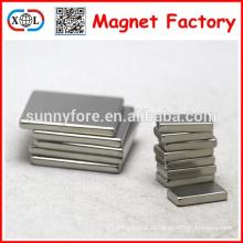 Starker flach motor Magnet N52