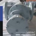 Colador del cubo del filtro de la cesta del acero fundido de A234 Wpb A216 Wcb