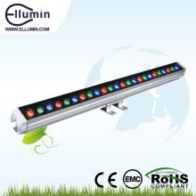 IP67 dimmable al aire libre luces led wall washer