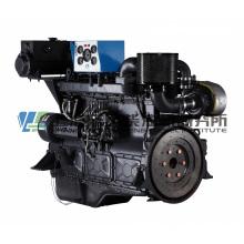 146 kW Una. Marine Dieselmotor der Serie 135. Shanghai Dongfeng Dieselmotor für Schiffsmotoren. Sdec Motor