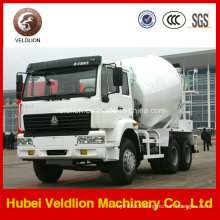 Sinotruk Special 6m3 6cbm 6 Cubic Meter Concrete Mixer Truck