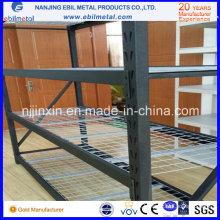 Rack de aço inoxidável de armazenamento de armazém