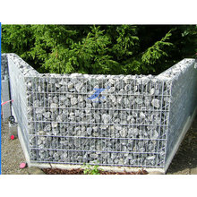 Galvanized Welded Wire Mesh Gabion Box (TS-L103)
