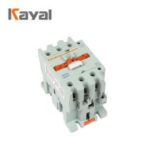 Langlebiger magnetischer Kontaktgeber 220V LC1-D Silberpunkt Wechselstromkontaktloser Probe magnetischer Kontaktgeber
