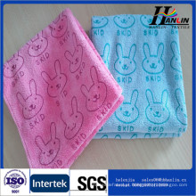 Double velour Microfibra multiuso para toalhas de uso doméstico