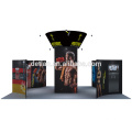 Detian Offer Cheapest custom fast fabric display stand form Shanghai