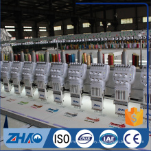 ZS 27 Heads flat computerized high speed embroidery machine price