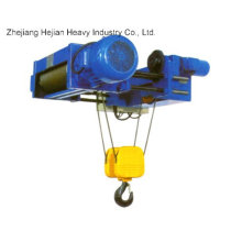 Low Room Single Beam Steel Wire Rope Electric Eot Crane Hoist