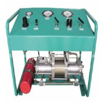 Масляный безмасляный дозатор воздуха Booster Gas Booster Компрессор высокого давления для наполнения насоса (Tpds-100)