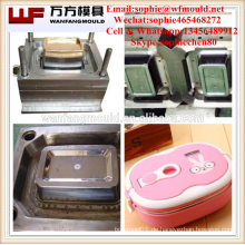 China Wanfang neuester Entwurf Plastikeinspritzung Mittagessen / Nahrungsmittelbehälter / Kastenformteil / Form