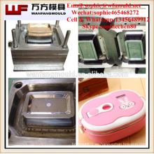 China Wanfang el más nuevo diseño de la inyección plástica almuerzo / envase de comida / caja que moldea / molde