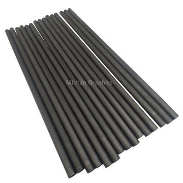 Varilla de carbono de 15 mm 1.72g / cm3 Varilla de grafito para la venta