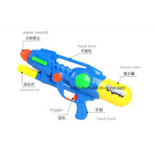 Wholesale Funny Best Blow Plastic Water Gun Funny Plastic Toy
