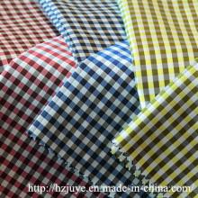 Tissu 100% polyester doublé en fil polyester (DT9001-DT9029)