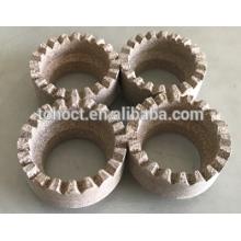 cizalla de soldadura de anillo de la virola de cerámica
