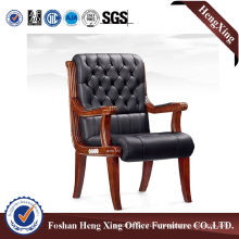 Wooden/Metal Leg Conference Meeting Board Room Office Chair (HX-CF050)
