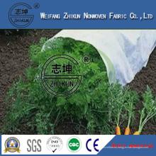 Tela no tejida de la agricultura del polipropileno con ULTRAVIOLETA en China