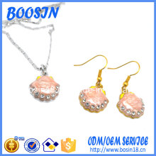 Fashion Custom Necklace Jewelry Set for Kids