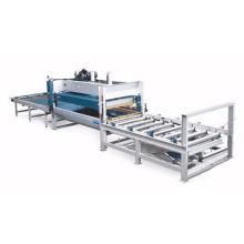 Automatische Heißpresse Holz Laminatmaschine