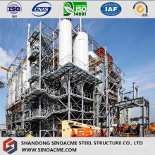 Heavy Steel Structure Frame for Industrial Plant