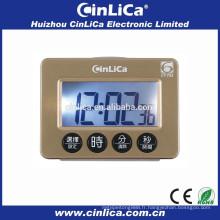 Compteur à décote numérique quad-CT-733, horloge à rebours, horloges numériques