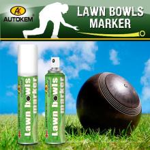 Lawn Bowl Spray Marker, Spray Chalk, Removable Chalk Spray