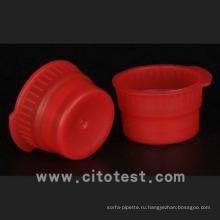 Пластиковые Пробирки Пробками И Шапочка (4070-3013-13)