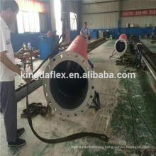 Flanged Anti-Static Large Diameter Rubber Oil Suction Hose 10bar/150PSI