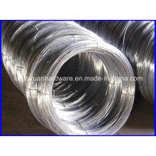 Fio de ferro galvanizado Q195 / Q235 25kg / bobina para venda