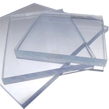 Feuille de polycarbonate softextile