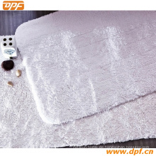 100% hochwertiger weißer Badteppich und Teppich (DPF2430)