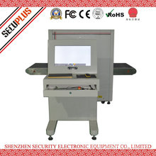 CE Approval X-ray Baggage Scanner SPX6550 X ray Scanner for Hotel Station