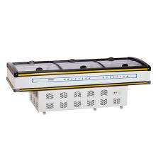 415L Раздвижные стеклянные двери Морепродукты Морозильник (SWD-2200)