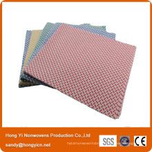 Eco-Friendly Customized Nonwoven Fabric Kitchen Cloth, Multi-Purpose Cleaning Cloth