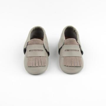 Kwaliteit OEM Service Toddler Moccasins Baby Boys Girls
