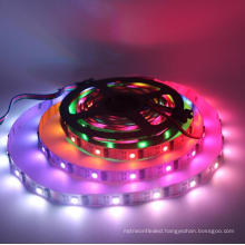DC5V addressable 32leds/m RGB magic dream color ws2801 led strip