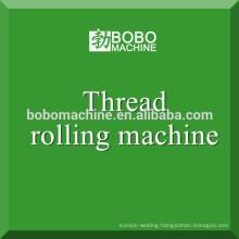 Automatic thread rod knurling machine