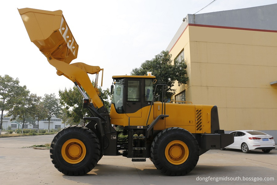 5 Ton Wheel Loader 2