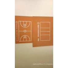plancher de danse en PVC portable en gros / plancher en vinyle