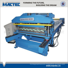 Roof / wall color steel tile forming machine