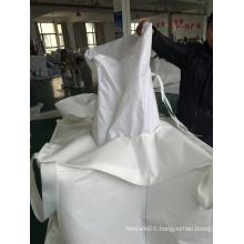 FIBC PP Woven Circular Bag for Grains Transportation